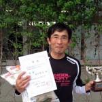 55歳以上男子シングルス 優勝