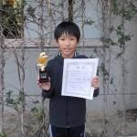 小学5年生男子 第2位